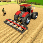 Real Tractor Driver Farm Simulator -Tractor Games 1.2 MOD Unlimited Money for android