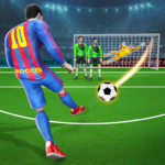 Soccer Kicks Strike Mini Flick Football Games 3D 2.6 MOD Unlimited Money for android