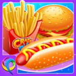 Street Food – Cooking Game 2.0.1 MOD Unlimited Money for android