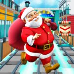 Subway Santa Endless Surf 1.1.9 MOD Unlimited Money for android