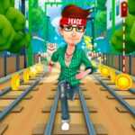 Subway Train Surf Plus 1.0.2 MOD Unlimited Money for android