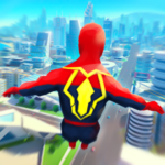 Super Heroes Fly Sky Dance – Running Game 0.6 MOD Unlimited Money for android
