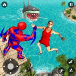 Superhero Police Speed HeroRescue Mission 1.11 MOD Unlimited Money for android