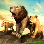The Lion Simulator – Animal Family Simulator Game 1.2 MOD Unlimited Money for android