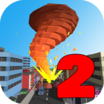 Tornado.io 2 – The Game 3D 1.8.6 MOD Unlimited Money for android