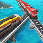 Train Simulator – Free Games 153.4 MOD Unlimited Money for android