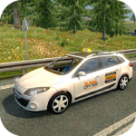 US Taxi Driver 3D Taxi Simulator Game 2020 0.1 MOD Unlimited Money for android