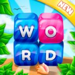 Word Blocks Stacks Word Search Connect Game 2.2 MOD Unlimited Money for android