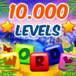 Wordy Hunt Collect Word Puzzle Game 1.1.7 MOD Unlimited Money for android
