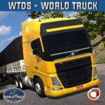 World Truck Driving Simulator 1185 MOD Unlimited Money for android