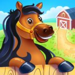 Animal Farm for Kids. Toddler games. 1.7.4 MOD Unlimited Money for android