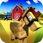 Blocky Horse Simulator 2.0 MOD Unlimited Money for android