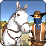 Cowboy Horse Riding Simulation 3.3 MOD Unlimited Money for android