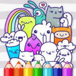 Doodle Coloring Book 1.1 MOD Unlimited Money for android