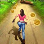 Endless Run Jungle Escape 1.8.3 MOD Unlimited Money for android