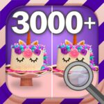 Find Spot the difference game – 3000 Levels 1.2.83 MOD Unlimited Money for android