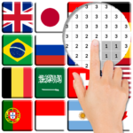 Flags Color By Number – Pixel Art 6.0 MOD Unlimited Money for android