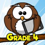 Fourth Grade Learning Games 5.2 MOD Unlimited Money for android