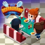 Idle Restaurant Tycoon – Build a restaurant empire 1.0.0 MOD Unlimited Money for android