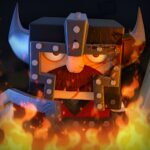 Kingdoms of Heckfire Dragon Army MMO Strategy 1.90 MOD Unlimited Money for android