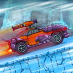 Max Fury – Road Warrior Car Smasher 1.0 MOD Unlimited Money for android