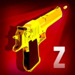 Merge Gun Shoot Zombie 2.7.7 MOD Unlimited Money for android