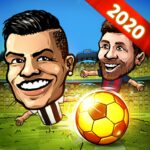 Merge Puppet Soccer Headball Merger Puppet Soccer 2.0.11 MOD Unlimited Money for android