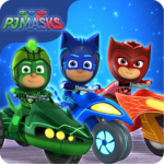 PJ Masks Racing Heroes 2.0.3 MOD Unlimited Money for android