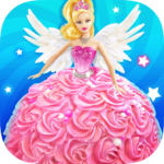 Princess Cake – Sweet Trendy Desserts Maker 2.3 MOD Unlimited Money for android