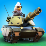 PvPets Tank Battle Royale 1.4.1.10225 MOD Unlimited Money for android