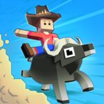Rodeo Stampede Sky Zoo Safari 1.27.5 MOD Unlimited Money for android