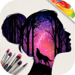 Silhouette Art 1.0.4 MOD Unlimited Money for android