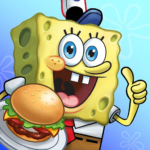 SpongeBob Krusty Cook-Off 1.0.24 MOD Unlimited Money for android