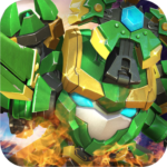 Superhero Fruit Robot Wars – Future Battles 2.4 MOD Unlimited Money for android