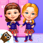 Sweet Baby Girl Cleanup 6 – School Cleaning Game 4.0.20003 MOD Unlimited Money for android