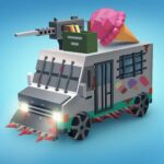 Zombie Derby Pixel Survival 1.0.4 MOD Unlimited Money for android