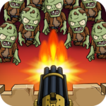 Zombie War Idle Defense Game 17 MOD Unlimited Money for android