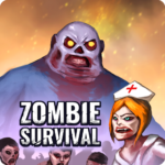 Zombie games – Zombie run shooting zombies 1.0.7 MOD Unlimited Money for android