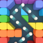 Brick Ball Blast A Free Relaxing 3D Crush Game 1.2.0 MOD Unlimited Money for android