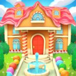 Candy Manor – Home Design 3 MOD Unlimited Money for android