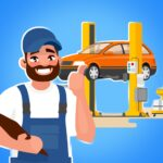 Car Fix Tycoon 1.4.0 MOD Unlimited Money for android