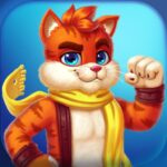 Cat Heroes Puzzle Adventure 49.16.1 MOD Unlimited Money for android
