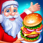 Christmas Fever Cooking Games Madness 1.0.6 MOD Unlimited Money for android