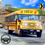 City School Bus Game 3D 1.5 MOD Unlimited Money for android