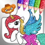 Coloring Games for Kids -Tashi 1.16 MOD Unlimited Money for android