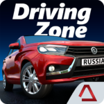 Driving Zone Russia 1.301 MOD Unlimited Money for android