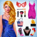 Fashion Games – Dress up Games Stylist Girl Games 1.1 MOD Unlimited Money for android