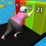 Fat Pusher 1.16 MOD Unlimited Money for android