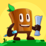 Idle Tree City 1.1.4 MOD Unlimited Money for android