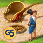 Jewels of Rome Gems and Jewels Match-3 Puzzle MOD Unlimited Money for android